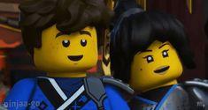 i'm just pinning for my otp 🤧 Lego Ninjago Nya, Ninjago Memes, Legos, Arte Ninja, Lego People, Love Scenes, Lol League Of Legends, Antiques For Sale, Fandoms