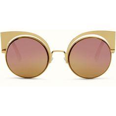 Acquista i fantastici occhiali Fendi FF0177/S 001OJ EYESHINE al prezzo di 384,00 €