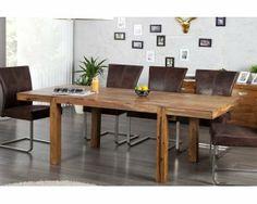 Drewniany stółrozkładany 120x200x80 cm - i20976