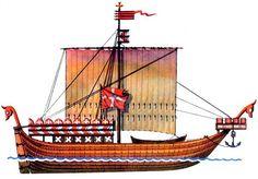 Датский военный корабль | История корабля | Корабли средневековья | Флот — ХLegio 2.0 | Военно-исторический портал античности и средних веко...