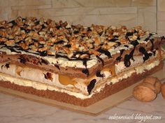 Tiramisu, Ale, Bakery, Recipies, Cheesecake, Food And Drink, Cooking Recipes, Sweets, Ethnic Recipes