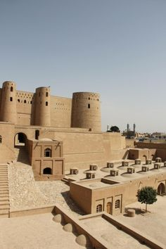 Heerat Citadel, Afghanistan                                                                                                                                                                                 More