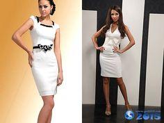 Платья на выпускной 2015: 52 фото