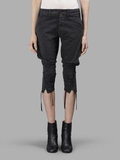 FAITH CONNEXION Faith Connexion Women'S Black Jodhpur Pants. #faithconnexion #cloth #trousers