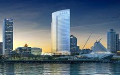 We are loving the new Milwaukee skyline!
