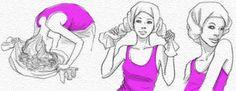 Capelli #ricci? COMBATTI l'effetto CRESPO con il #plopping! Lava i capelli e metti il tuo prodotto preferito per lo styling, poi avvolgili in un asciugamano (o maglietta) creando due code laterali e arrotolando il tessuto, quindi fissale sul retro per almeno mezzora (ma anche due ore se hai tempo). Sciogli il turbante e scopri una meravigliosa piega riccia! Prova le #questionidistile di #hairartitaly e raccontaci il risultato! #hair