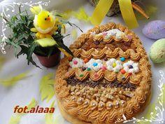 Mazurek wielkanocny - kulinaria wielkanoc,ciasto,mazurek - kobiece inspiracje