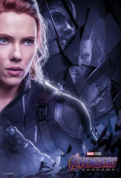 Avengers: Endgame New Posters Focuses On Thor, Captain America, Black Widow, Hulk and Hawkeye. Black Widow Avengers, Marvel Avengers, Marvel Comics, Films Marvel, Poster Marvel, Poster S, Marvel Heroes, Black Widow Scarlett, Black Widow Natasha
