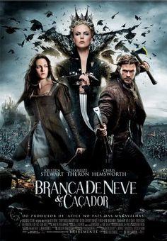 O filme Branca de Neve e o Caçador estreia nesta sexta-feira