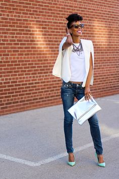 Fab Four Fashion: Jeans Anyone? #thefabfourfashion