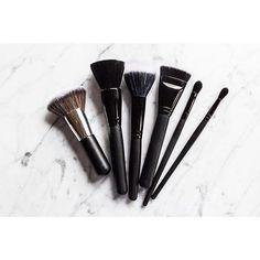 Beautiful brushes! #elfcosmetics #playbeautifully
