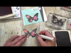 Friday Quickie Techniques and Tips: Split Cards - YouTube