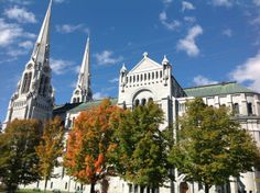 St Anne De Beaupre  in  Quebec