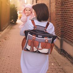 It's been so popular since its debut! >> Triple Threat Convertible Backpack Tote - The Project Nursery Shop
