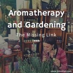 Love this connection between what is still be classed as an alternative therapy and the down to earth gardeners!