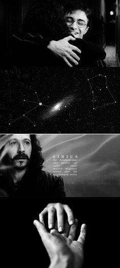 Does… does it hurt? Dying? Quicker than falling asleep. #harrypotter #sirius