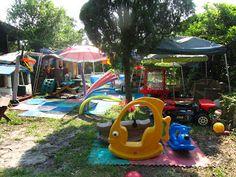Inspirational outside play area