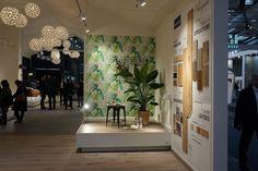 Exhibition area hall 9 - Parquet, wood and laminate flooring.