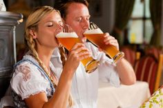 Single-Day Admission to Oktoberfest for Two or Four from Deutsches Haus Off)