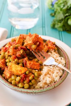 The healthy mattar paneer recipe you've been craving. Extremely simple to make, you'll never want Indian takeout again!