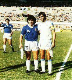 Dios y el Principe - Maradona