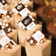 Chocolate Mousse Shots