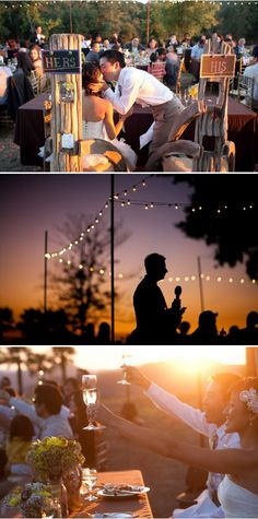 Sunny Outdoor DIY Wedding at The Condor's Nest Ranch – Irene and Walter