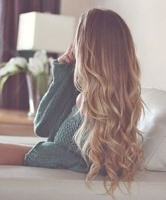 How to have healthy hair.