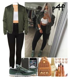 """Passion 4Fashion: "" by shygurl1 ❤ liked on Polyvore featuring Maison Margiela, H&M, Topshop and MCM"