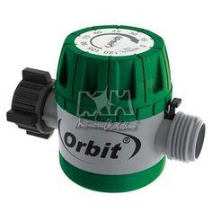 Orbit mechanikus csapra szerelhető öntözésvezérlő