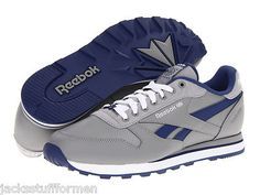 REEBOK Classics BRK SC Size 13 M Gray Leather Casual Sneakers Retro Mens  Shoes on eBay 20afb01ed