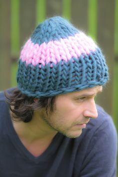 Bonnet Beanie handknitted Handmade knitwear, wool, men, women, kids
