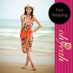 Free Shipping Wholesale and Retail New Arrival Beach Cover Up Sarong Sexy See Through Dress Hawaiian Dress      B144