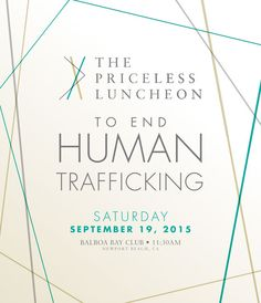2015 Priceless Luncheon | Vanguard University Global Center for Women and Justice