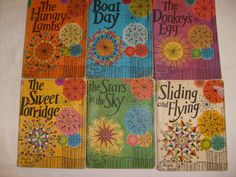 The Ready to Read series - The hungry lambs, boat day, the donkey's egg, the sweet porridge, the stars in the sky, sliding & flying