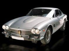 Maserati 5000 GT Berlinetta (#AM103.004) '1961 - Bertone