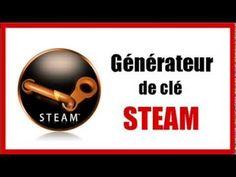 Générateur de clé d'activation Steam Gratuit - Les jeux Steam Gratuit [Août 2013]
