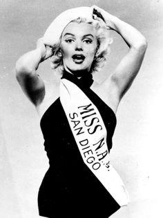 Beauty Queen Marilyn Monroe. <3