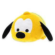 Pluto ''Tsum Tsum'' Plush - Medium - 11''