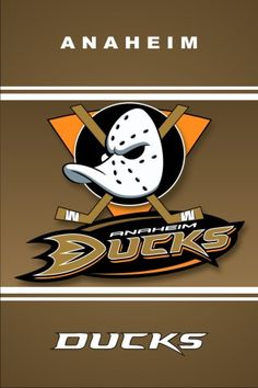 Anaheim Mighty Ducks Android Wallpaper HD
