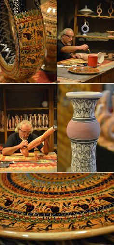 Firca ceramics Kapadokya bigbrightbold - Blog