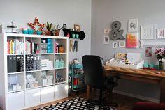 Blog: Workspace Wednesday   Mirium Rodriguez - Scrapbooking Kits, Paper & Supplies, Ideas & More at StudioCalico.com!
