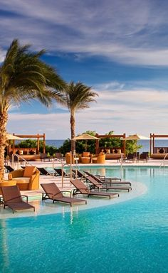Take a dip in one of the resort's three swimming pools.