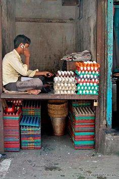 Egg Seller #india