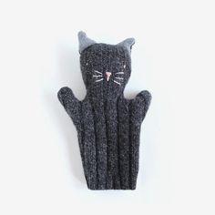 Kitty Puppet