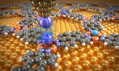 Physicists measure van der Waals forces of individual atoms for the first time