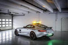 Ook DTM ontkomt niet aan Mercedes AMG GT S Safety car