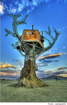 39 Crazy Treehouses - Urlesque