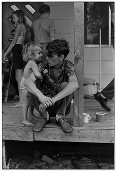 k-a-t-i-e-: Kentucky, 1972 by William Gedney