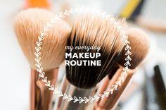 My Everyday Makeup Routine! www.styrianbeautyblog.com